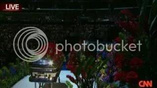 Michael Jackson's casket