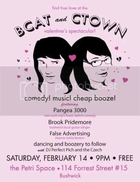 Valentine Variety Show