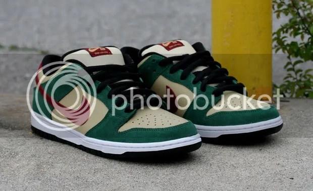 "Nike SB Dunk Low Pro ""Jameson"""