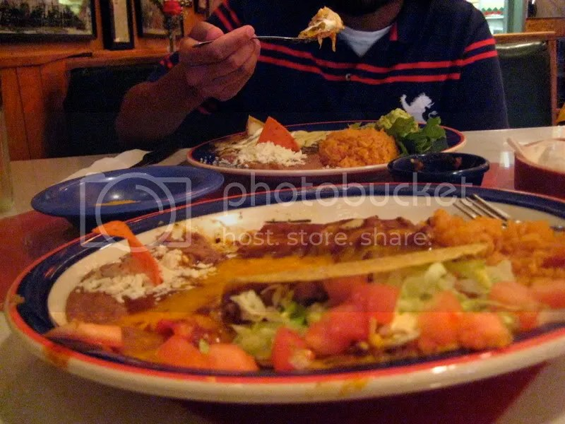 The best enchiladas, tamales and tacos ever at Mi Tierra in Market Square