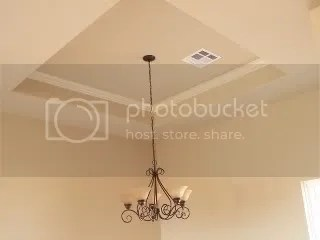 adjoining living area fixture