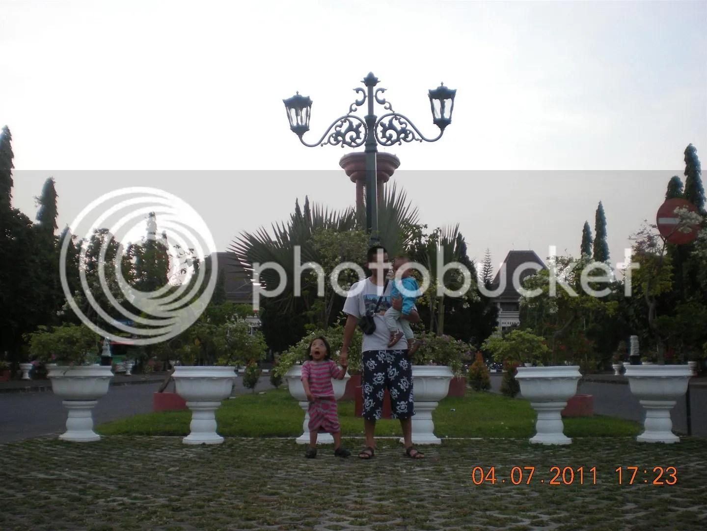 Taman Rektorat UNY 3