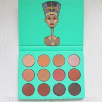 YouTube Made Me Buy It! Juvia's Place The Nubian Palette