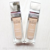 Physicians Formula The Healthy Foundation SPF20 - LW2 & LN3