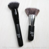 e.l.f. Ultimate Blending Brush & Beautifully Bare Blending Brush