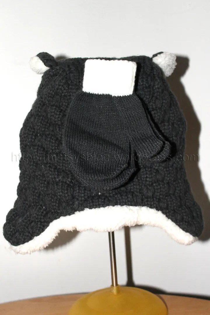 Cherokee Bear Hat   Mittens Set from Target 9af8dd2ad24