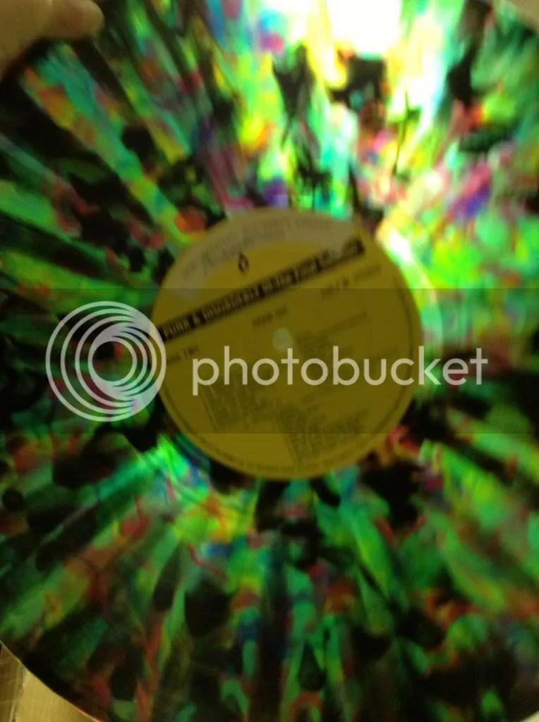 Tie-Dye Vinyl