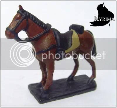 Kyralian Horse Side