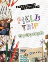 Exploring Creation Field Trip Journal Review