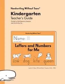 HWOT Kindergarten Teacher's Guide