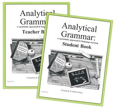 Analytical Grammar Review
