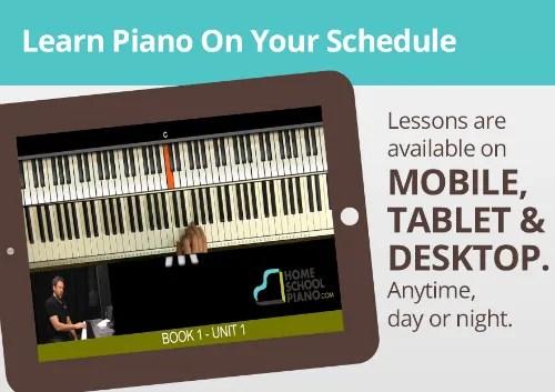 Homeschool Piano Review