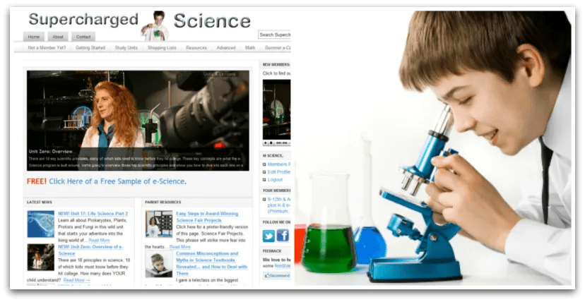 Supercharged eScience Review