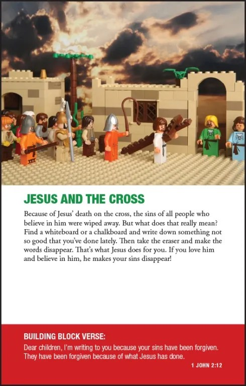 Faith Builders Bible {Zonderkidz Review}