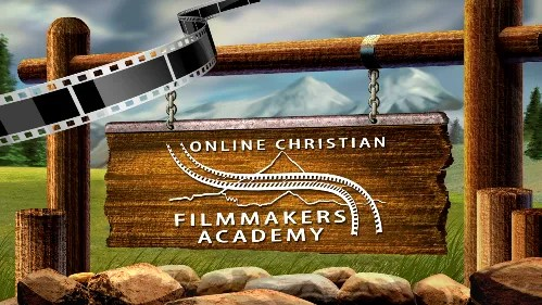 Online Christian Filmmakers Academy {Family Gravity Media}