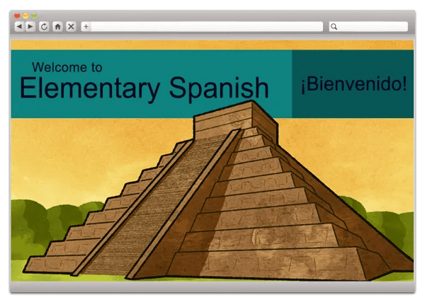 Spanish, French, German or Chinese {Middlebury Interactive Languages}