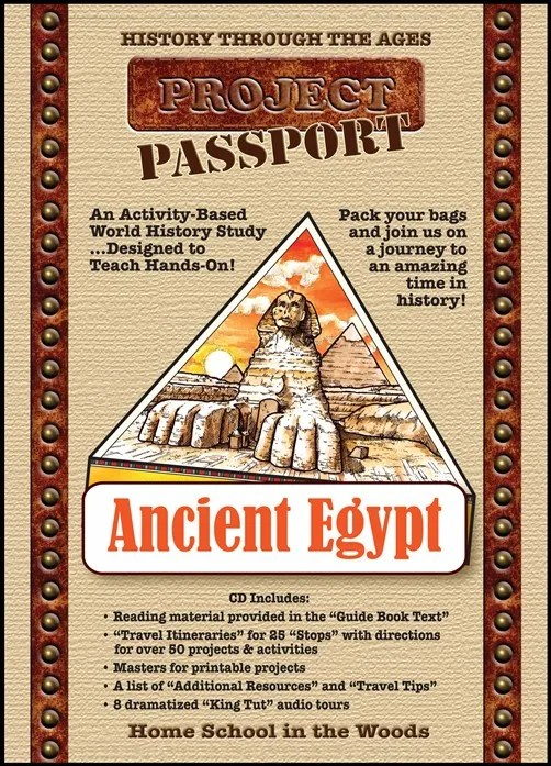 HISTORY Through the Ages Project Passport World History Study