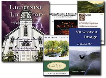 Lightning Literature & Composition Pack American Christian Authors
