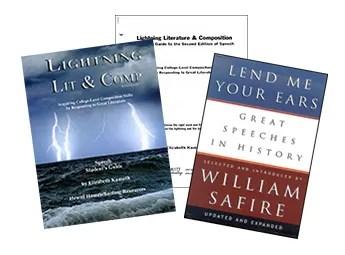 Lightning Literature & Composition Speech Pack