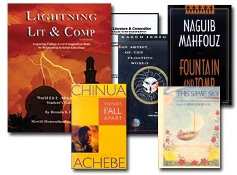 Lightning Literature and Composition Pack World I: Africa and Asia