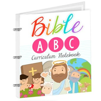 ABC Bible Curriculum Notebook