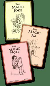 The Magic Stories {Allsaid & Dunn, LLC. Reviews}