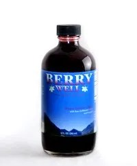 Berry Well Syrup