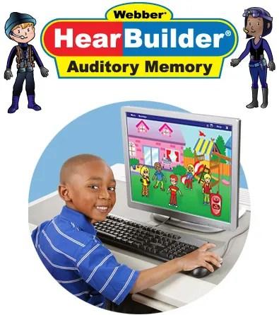 Hear Builder Auditory Memory