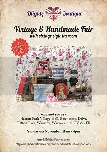 Blighty Boutique Vintage & Handmade Fairs