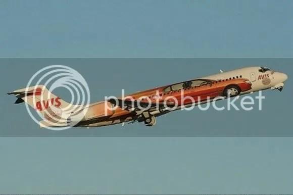 kapal terbang 5 [Gambar Menarik] Kapal Terbang Dengan Bodypaint Menarik