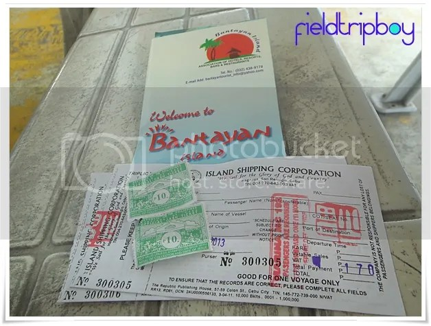 How much is fare to Bantayan Island