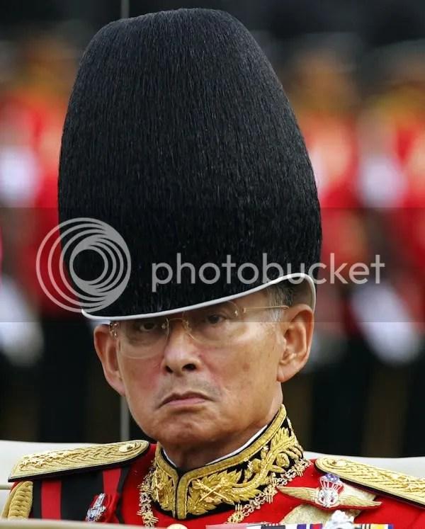 1. Bhumibol Adulyadej ($30 billion)