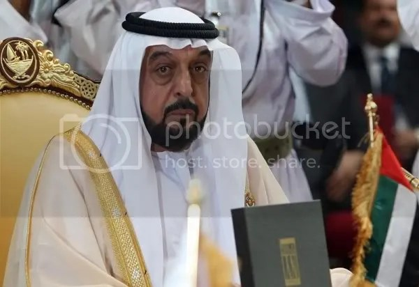 4. Khalifa bin Zayed Al Nahyan ($15 billion)