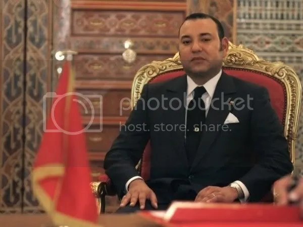 8. Mohammed VI ($2.5 billion)