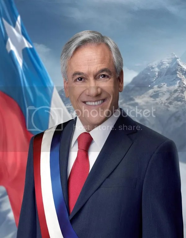 Sebastián Piñera ($2.4 billion)