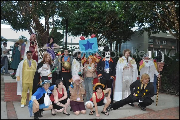 One Piece at Katsucon
