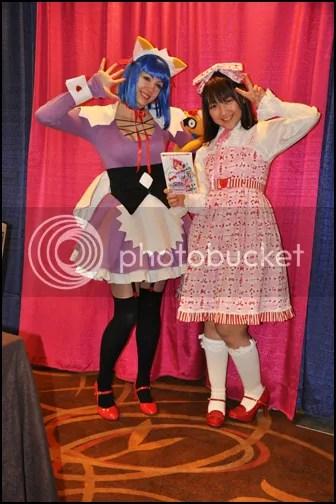 Haruko and Emmacchi