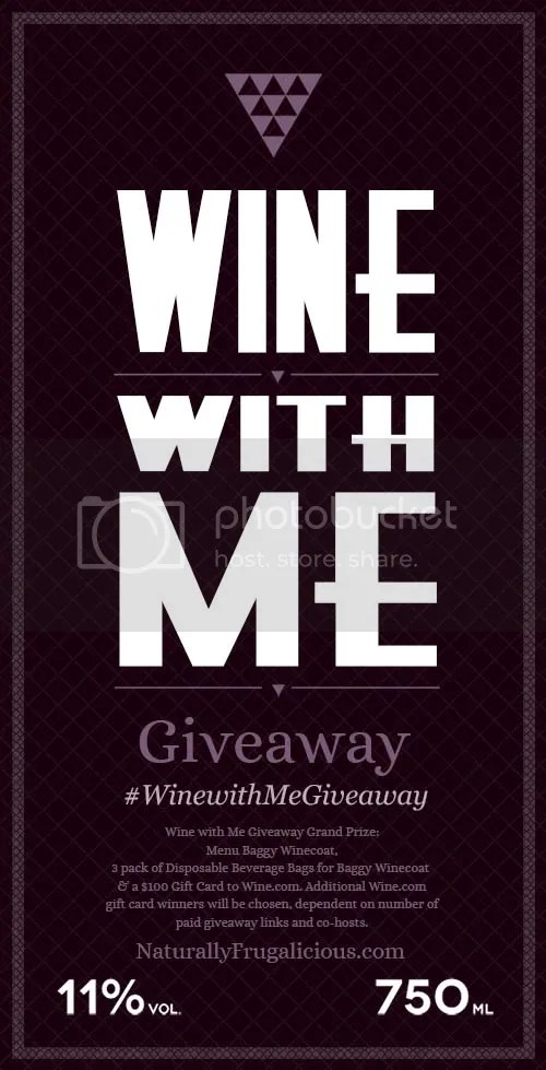 Wine with Me Giveaway & Blogger Opportunity | #WinewithMeGiveaway