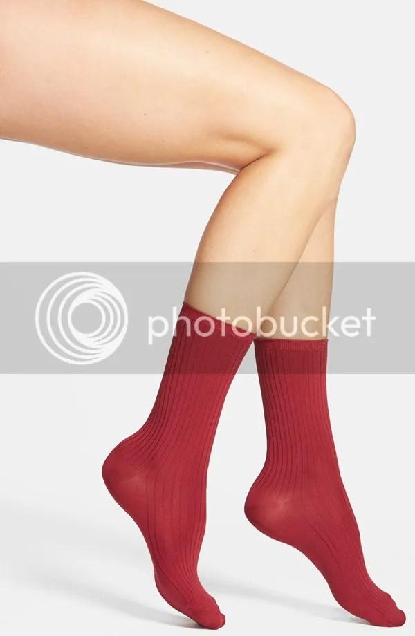 crew socks (kensie)