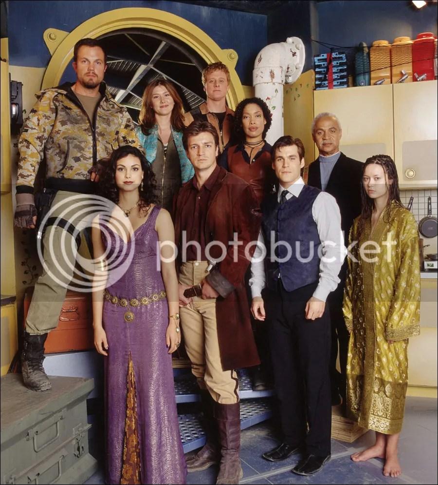 firefly cast photo