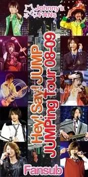 JFnF / JUMPing Tour!