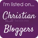 ChristianBloggers.spruz.com Badge, This badge may be displayed on the blogs and websites that are listed in our directory.