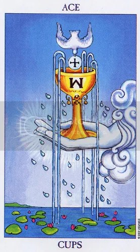 Aquarius - Ace of Cups