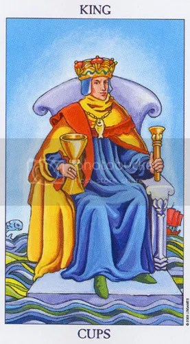 Sagittarius - King of Cups