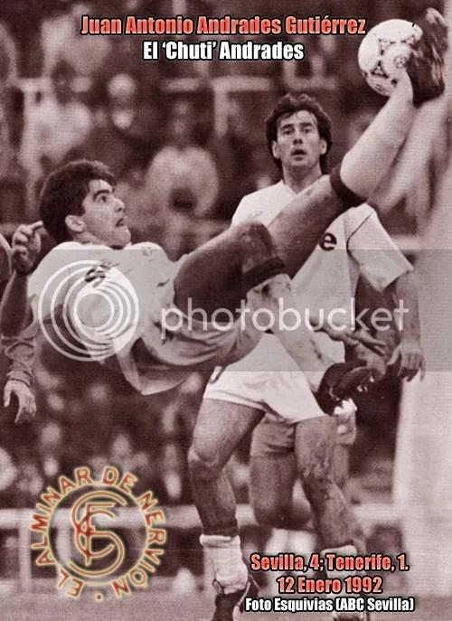 1992-01 (12) Sevilla 4 Tenerife 1
