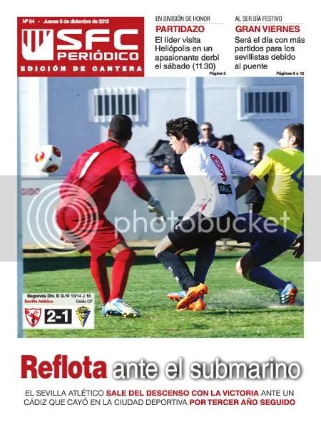 2013-12 (05) SFC Periódico Sevilla Atlético 2 Cádiz 1
