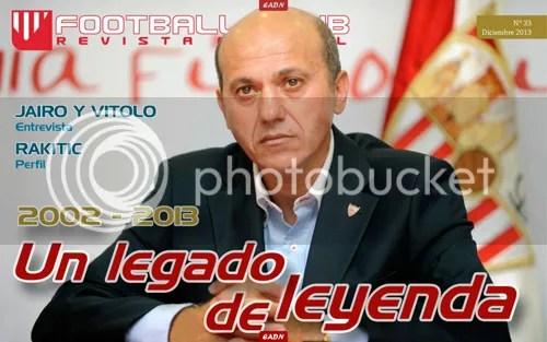 2013-12 (24) Football Club Revista Oficial Un legado de leyenda