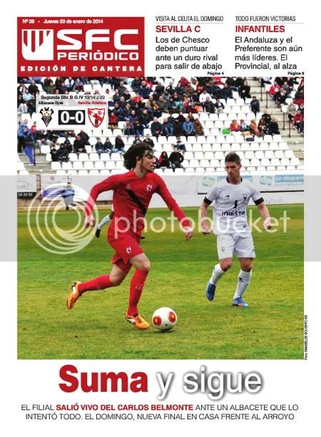 2014-01 (23) SFC Periódico Ed.Cantera Albacete 0 Sevilla At 0