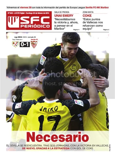 2014-02 (23) SFC Periódico Rayo 0 Sevilla 1