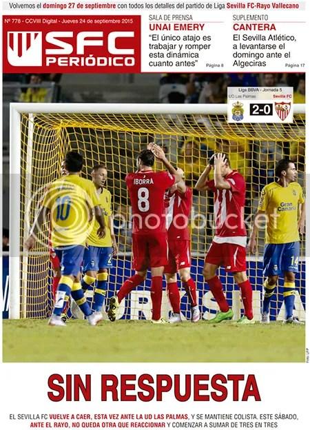 2015-09 (24) SFC Periódico Las Palmas 2 Sevilla 0